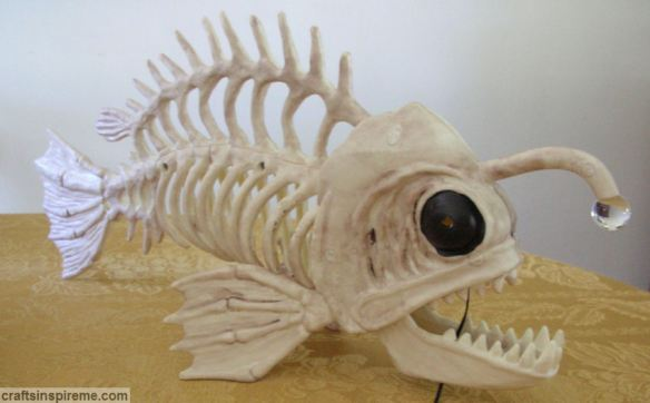 Original Fish Skeleton
