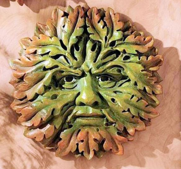 Green Man Original