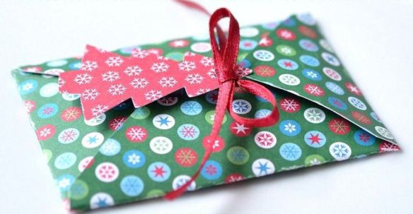 Christmas Pouch