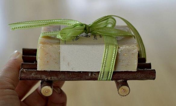 Hand Made Soap Dish