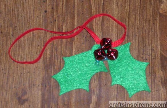 Holly Tag & Ornament