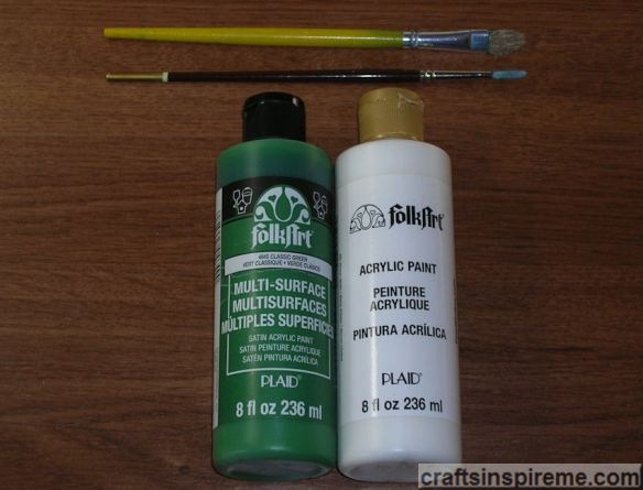 Painted Tree Supplies