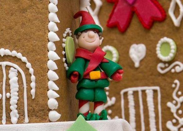 Festive Elf