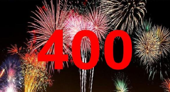 400 Followers