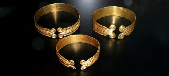 Ancient Viking Rings