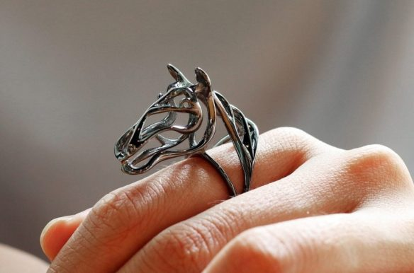 3D Sculptural Ring