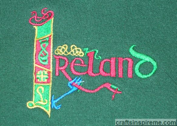 Irish Embroidery
