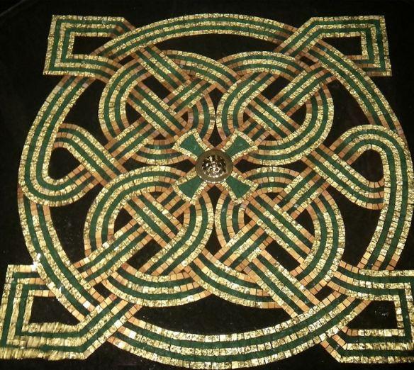 Celtic Knot Mosaics