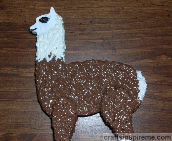 3D Paint Fur Neck & Tail