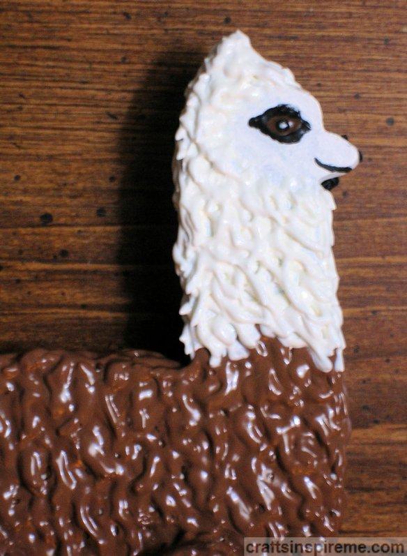 Finished Alpaca Details