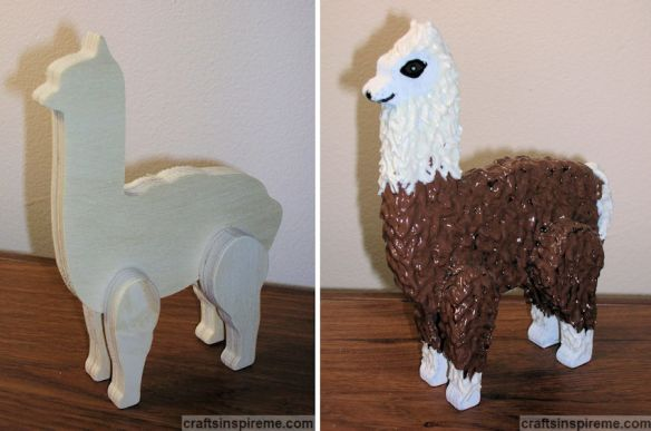 Alpaca Before & After2