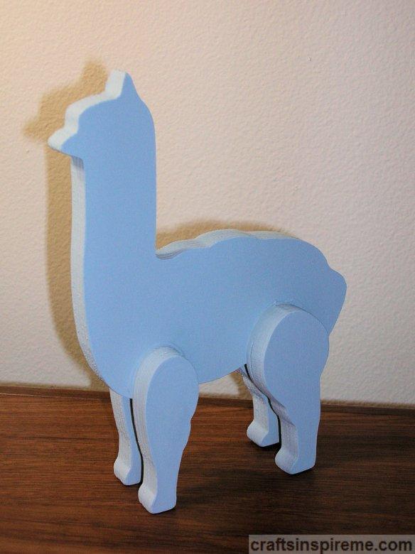 Alpaca Gray Paint