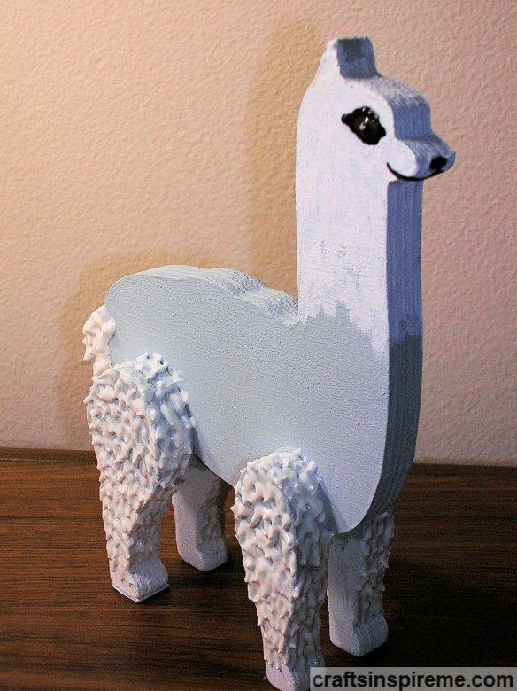 3D Paint Fur Legs & Tail