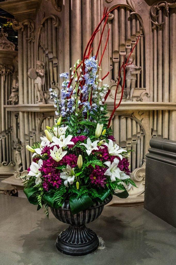 Architectural Floral Design