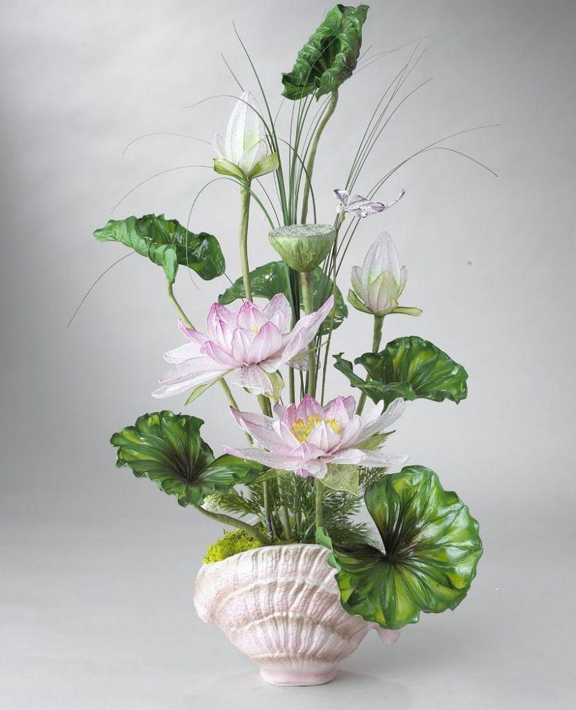 Sculptural Floral Design